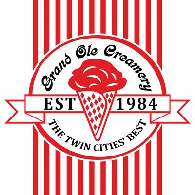 Grand Ole Creamery Logo