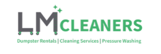 LM Cleaners, LLC Logo