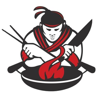 Hibachi Xpress Brown Logo
