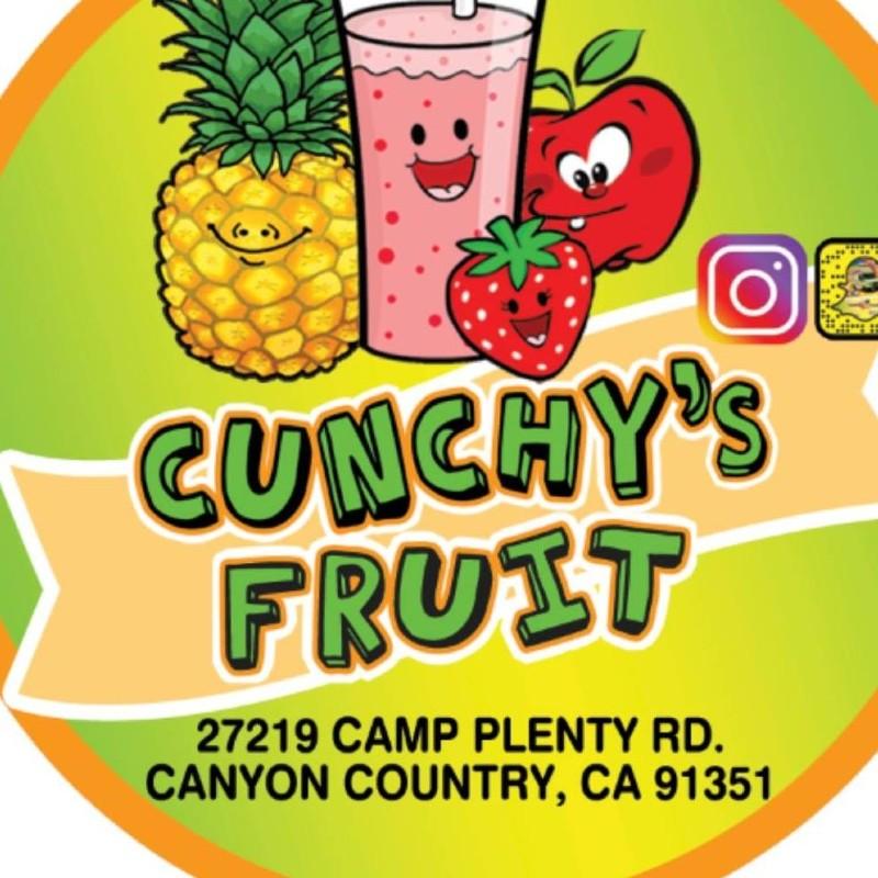 Cunchy's Fruit Logo