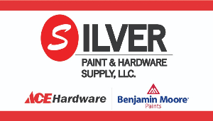 Silver Paint & Hardware Supply Logo