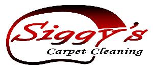 Siggy's Carpet Cleaning Logo