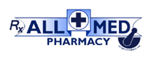 All Med Drugs & Compounding Pharmacy Logo
