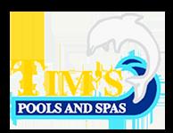 Tim's Pools & Spas Logo