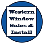 Western Windows Sales & Install Logo