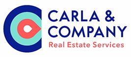Carla & Company Real Estate Services Logo
