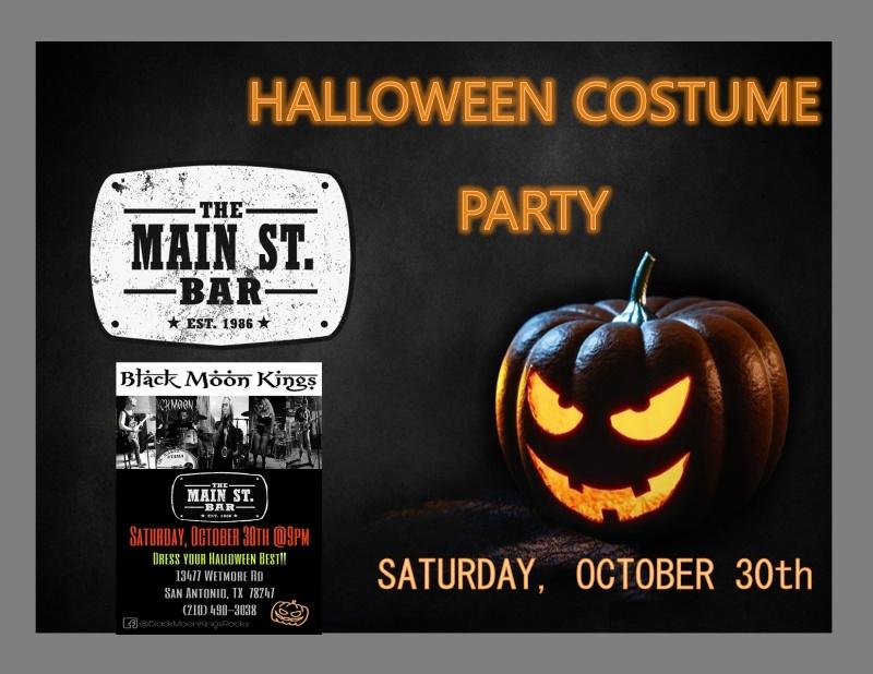 October 2021 Halloween Party