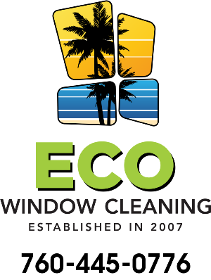 Eco Window Cleaning Logo