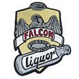 Falcon Liquor Logo