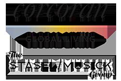 Corcoran Global Living The Stasel/Musick Group Logo