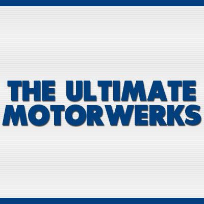 The Ultimate Motorwerks Logo