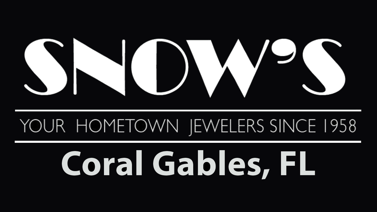 Snow's Jewelers Logo