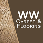 W W Carpet & Flooring Logo