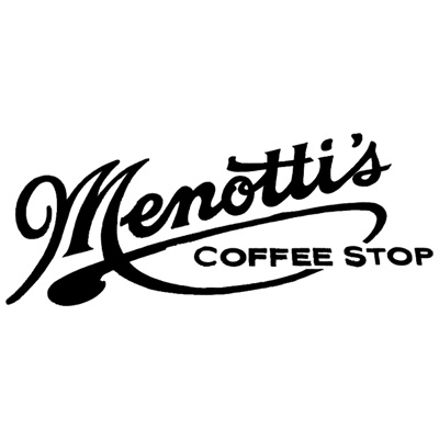 Menotti's Coffee Stop Logo