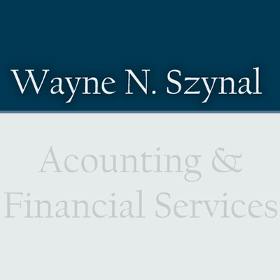 Wayne N. Szynal - Accounting and Financial Services Logo
