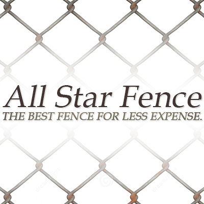 All Star Fence Logo