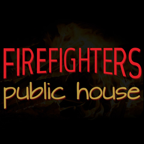 Firefighters Public House Logo