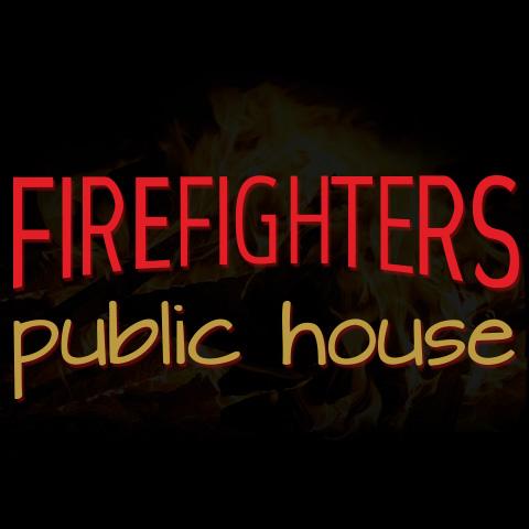 Firefighters Public House Logo
