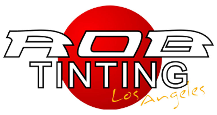 Rob's Glass Tinting Logo