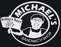 Michael's Sandwich Shop Logo
