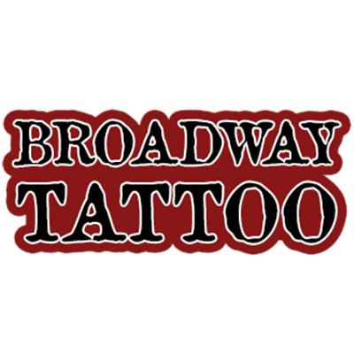 Broadway Tattoo Logo