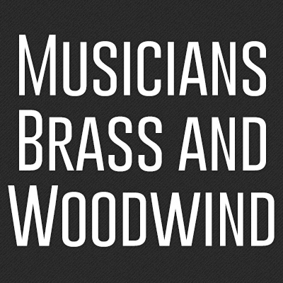 Musicians Brass and Woodwind Logo