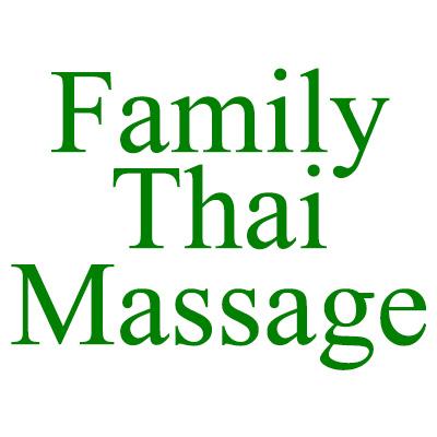 Family Thai Massage Logo
