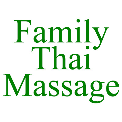 Family Thai Massage Logo
