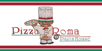Pizza Roma & Pasta House Logo
