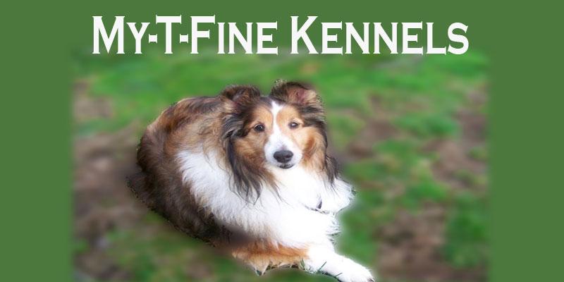 My-T-Fine Kennels Logo