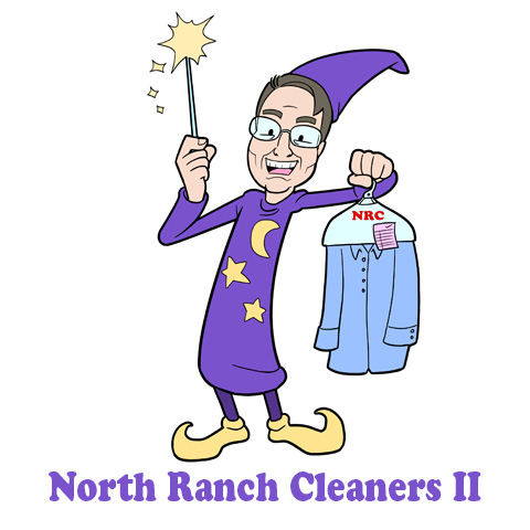 North Ranch Cleaners II Logo