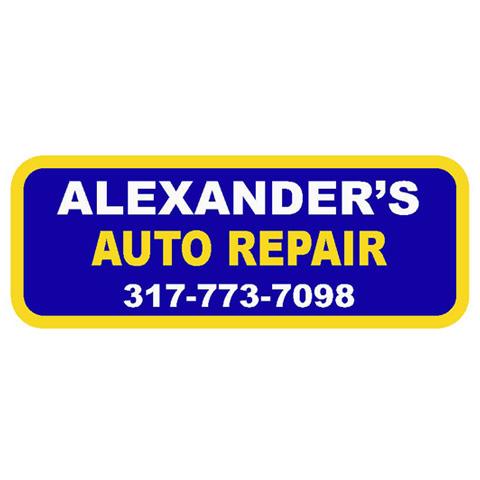 Alexander's Auto & Radiator Repair Logo