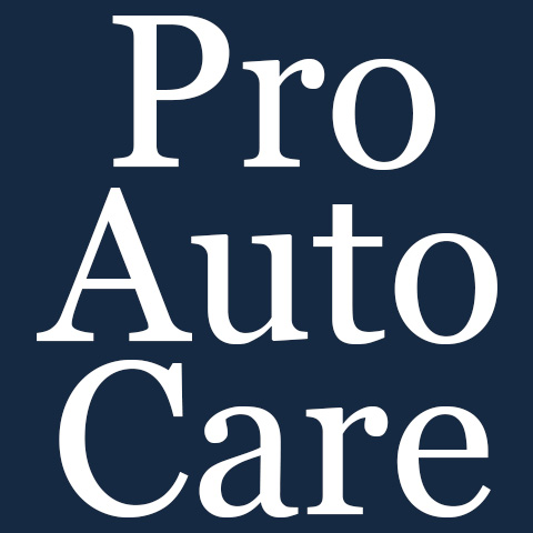 Pro Auto Care of Boise Logo