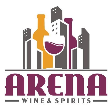 Arena Wine and Spirits Logo