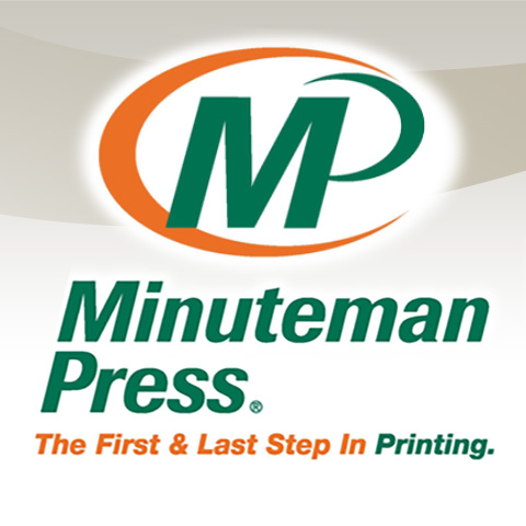 Minuteman Press Des Peres Logo