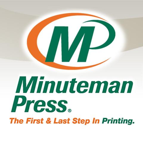 Minuteman Press Des Peres Logo