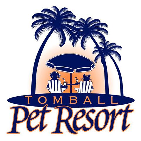 Tomball Pet Resort Logo