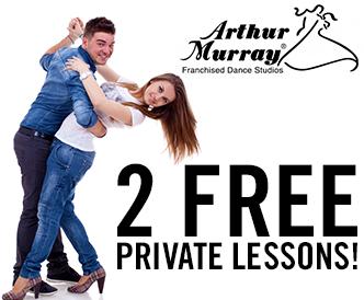 Arthur Murray Dance Studio Offer