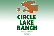 Circle Lake Ranch Pet Resort Logo