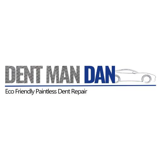 Dent Man Dan Logo