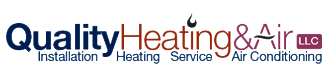 Quality Heating and Air LLC Logo