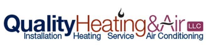Quality Heating and Air LLC Logo