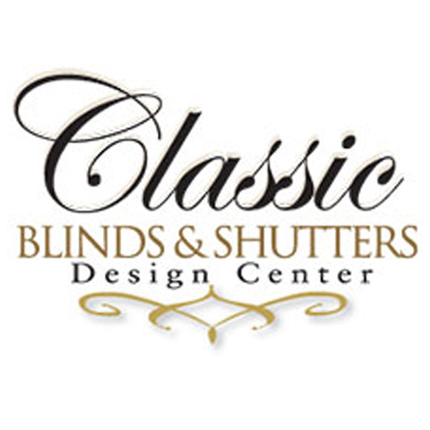 Classic Blinds & Shutters Design Center Logo