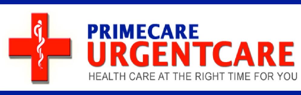 PrimeCare Urgent Care Logo