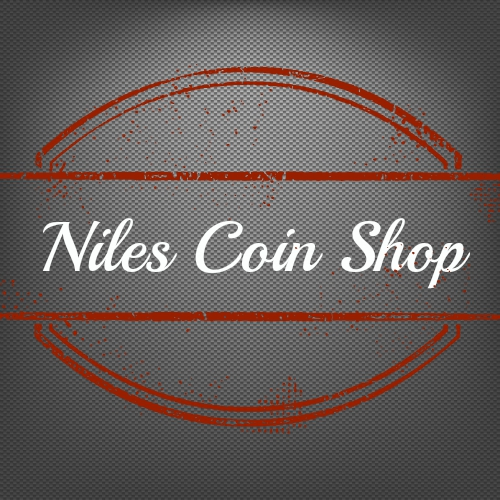 Niles Coin Shop Logo