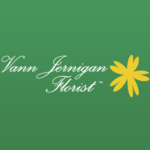 Vann Jernigan Florist Logo