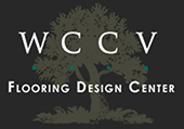 WCCV Flooring Design Center Logo