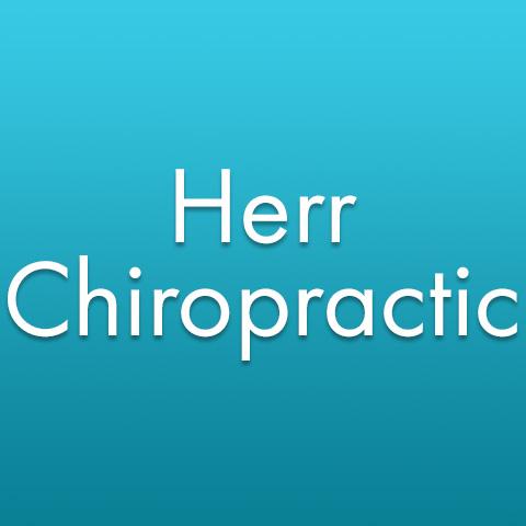 Herr Chiropractic Logo