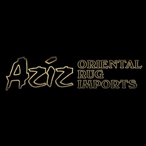 AZIZ Oriental Rug Imports Logo
