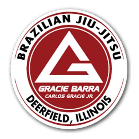 Gracie Barra Brazilian Jiu Jitsu And Fitness Logo